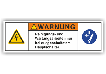 LOTO - Kennzeichnung