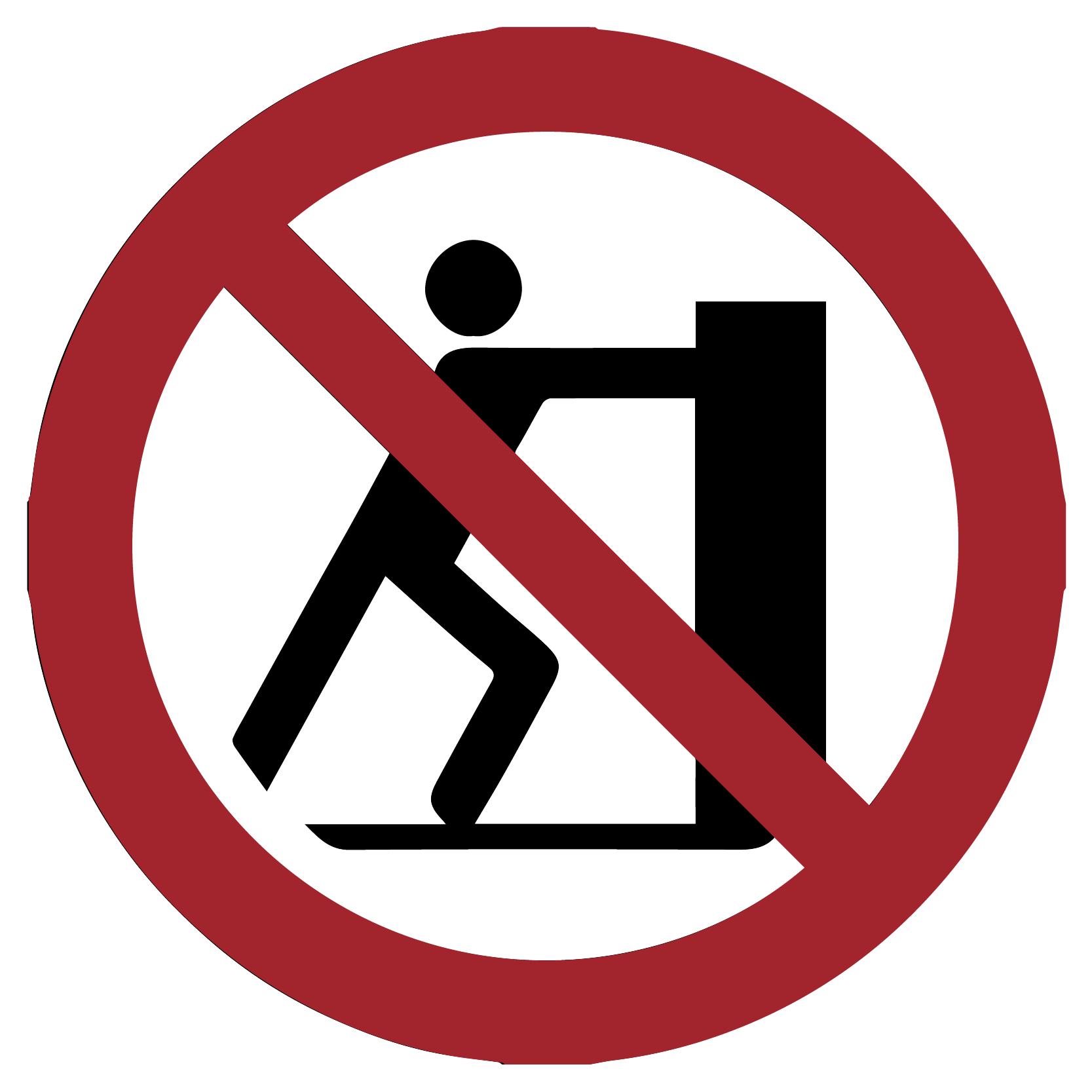 Schieben_verboten